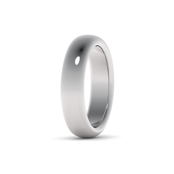 Платиновые обручальные кольца на заказ