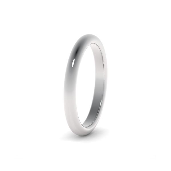 Платиновые обручальные кольца